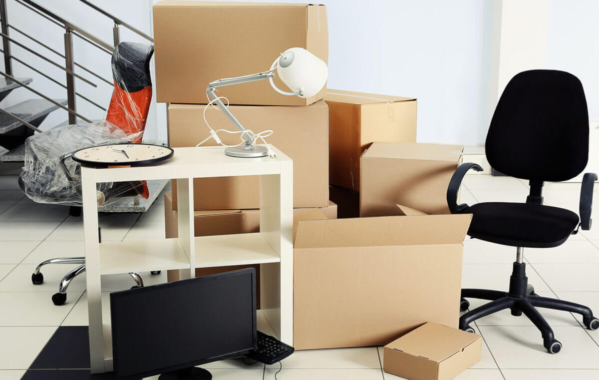 office Movers in Auckland