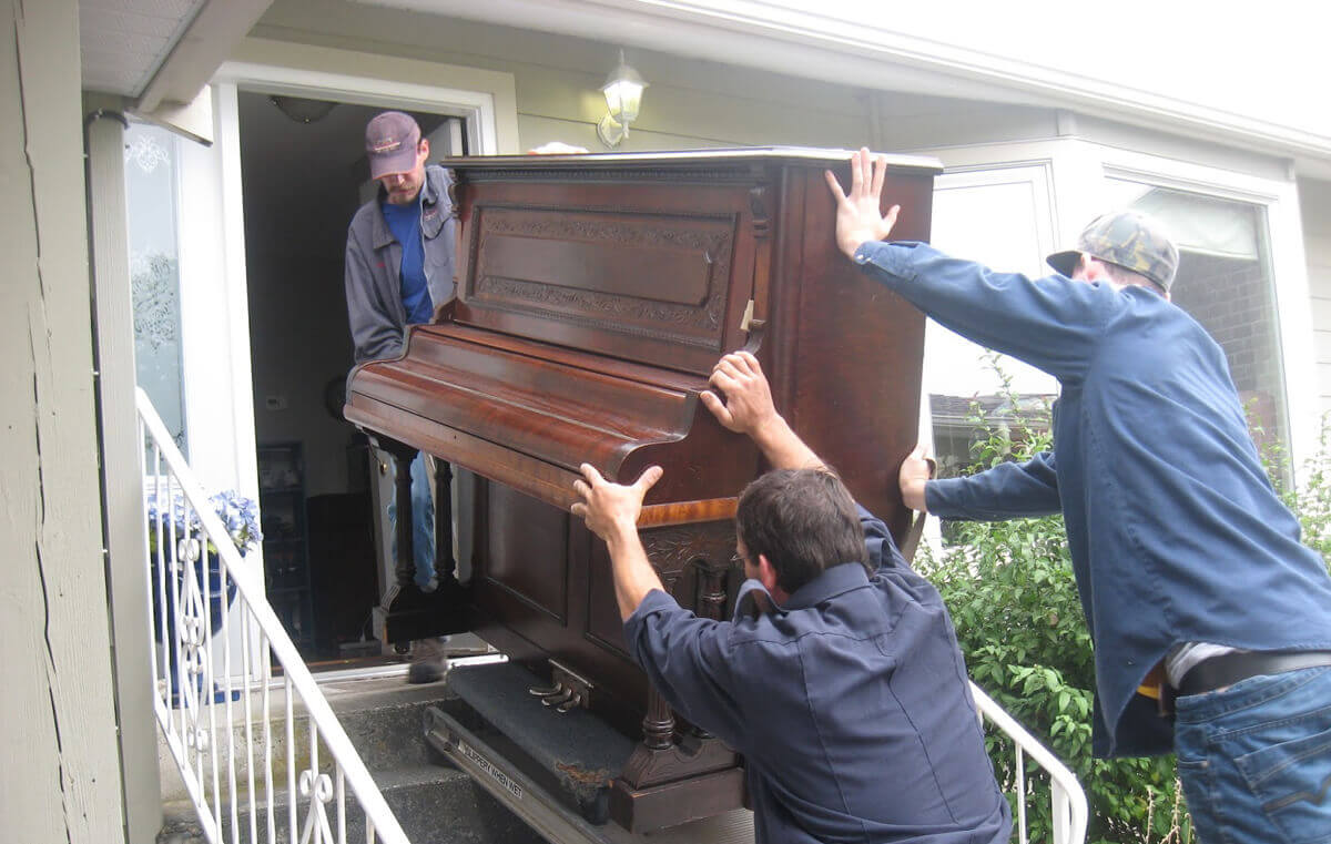 Piano Movers Auckland
