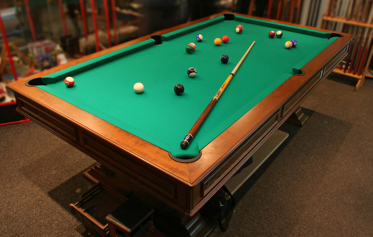 Pool Table Mover In Auckland